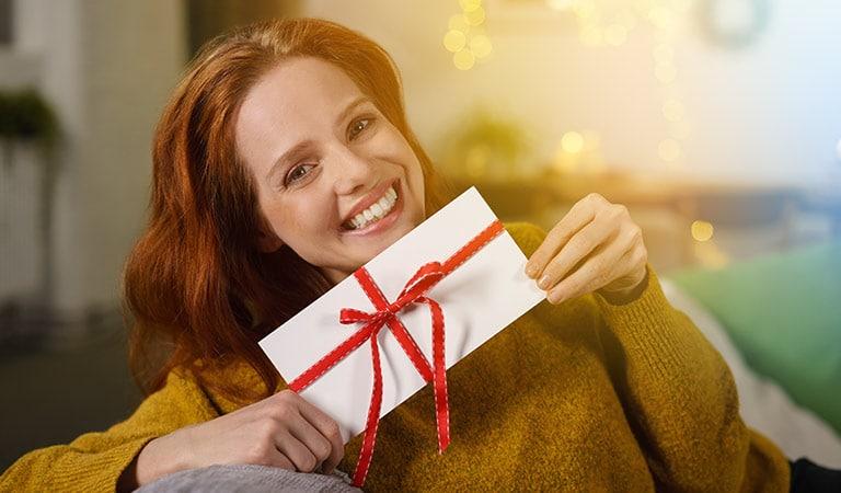 Der ADAC Geschenkgutschein