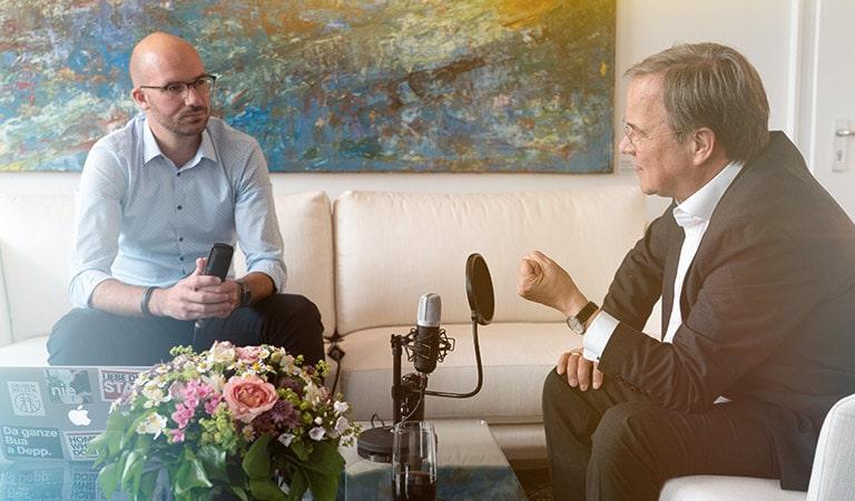 Der Podcast des ADAC in NRW