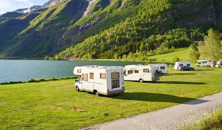 ADAC Prüfung Campingausstattung
